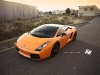 Orange Lamborghini Gallardo by SR Auto Group