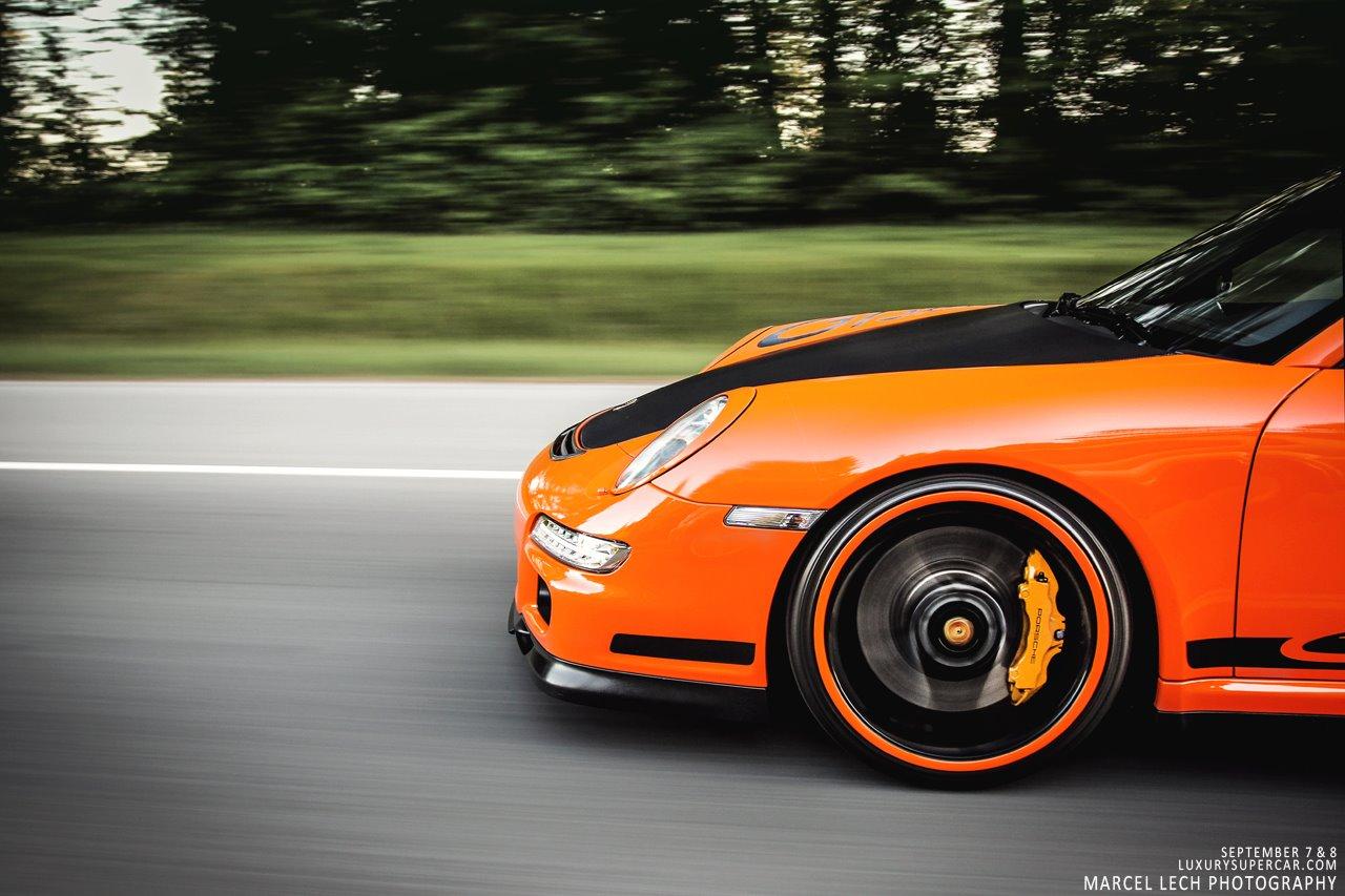 orange porsche 911 gt3 rs photoshoot 14 photos gtspirit
