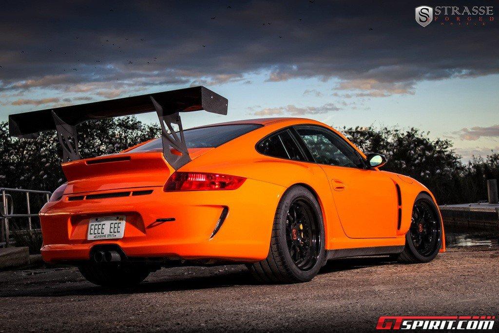 porsche 911 gt orange orange porsche 911 gt3 rs by gmg racing gtspirit 2007 orange porsche 911. Black Bedroom Furniture Sets. Home Design Ideas