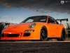 Porsche 911 GT3 RS with R10 Strasse Forged Wheels