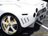 Overkill Akon's Spyker C8 on Savini SV-29s Centerlock