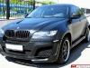 Overkill BMW X6 Cowhide Wrap
