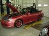 Overkill Pink Porsche 996 Cabriolet