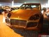 "Overkill Porsche Cayenne Turbo ""Gold Edition"""