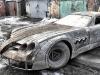 Overkill Russian Mercedes-Benz SLR McLaren Clone in Steel