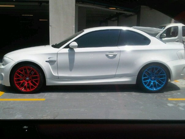 Most Ridiculous Cosmetic Mod Ever Done To A Bmw