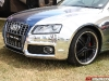 Overkill Wrapped Audi A5 Cabriolet at Goodwood