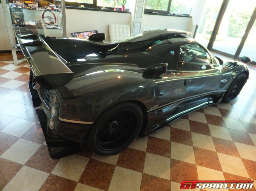 Pagani Zonda 764 Passione Photo 1