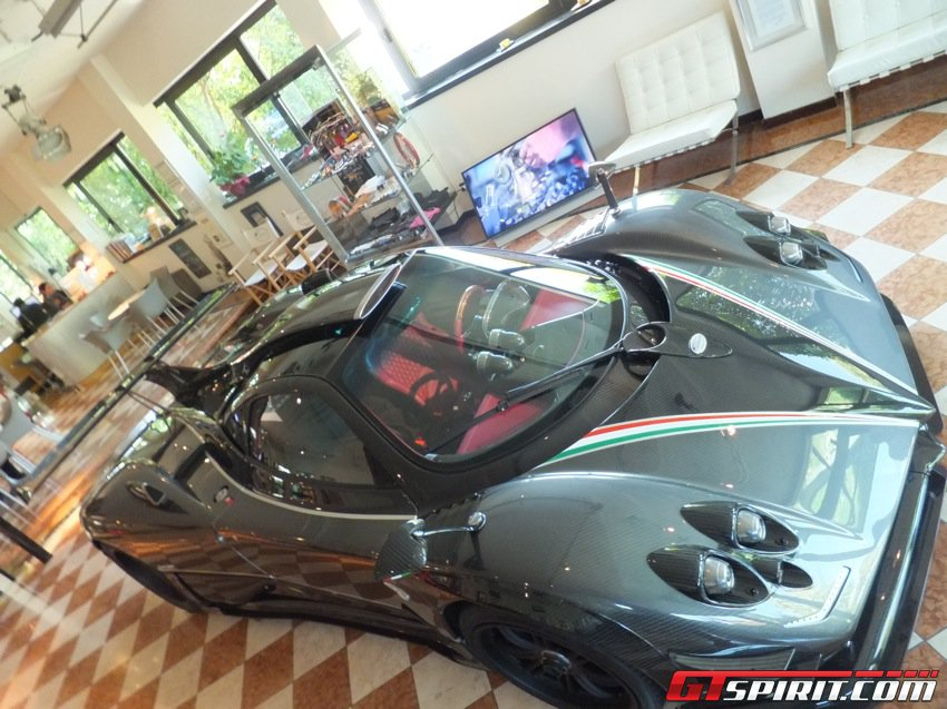 Pagani Zonda 764 Passione Photo 3
