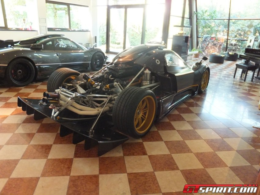 Pagani Zonda 764 Passione Photo 6
