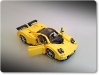 Pagani Zonda C12 S for Kids