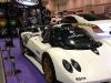 Pagani Zonda S and Zenatech Maybach Coupe With Forgiato Wheels