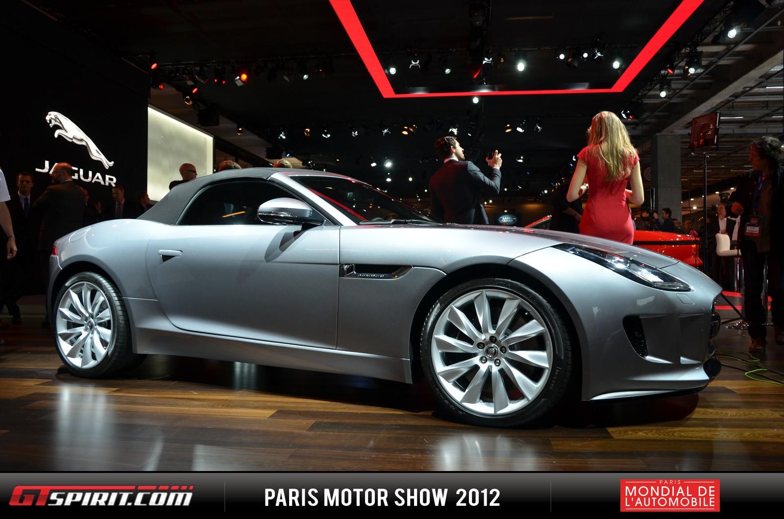 Paris 2012 Jaguar F-Type S 001