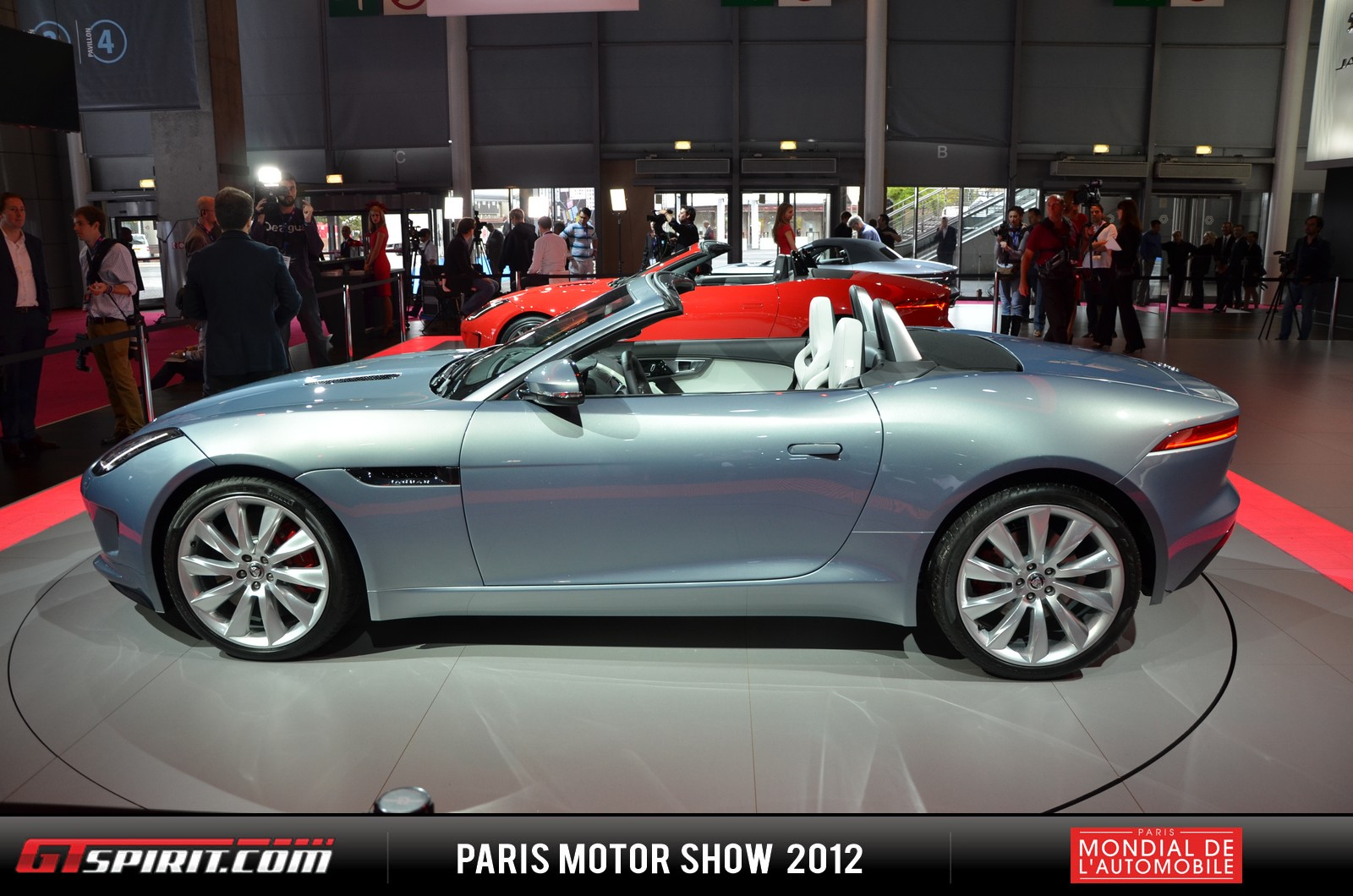 pictures of 2012 jaguar f type jaguar forums jaguar enthusiasts forum. Black Bedroom Furniture Sets. Home Design Ideas