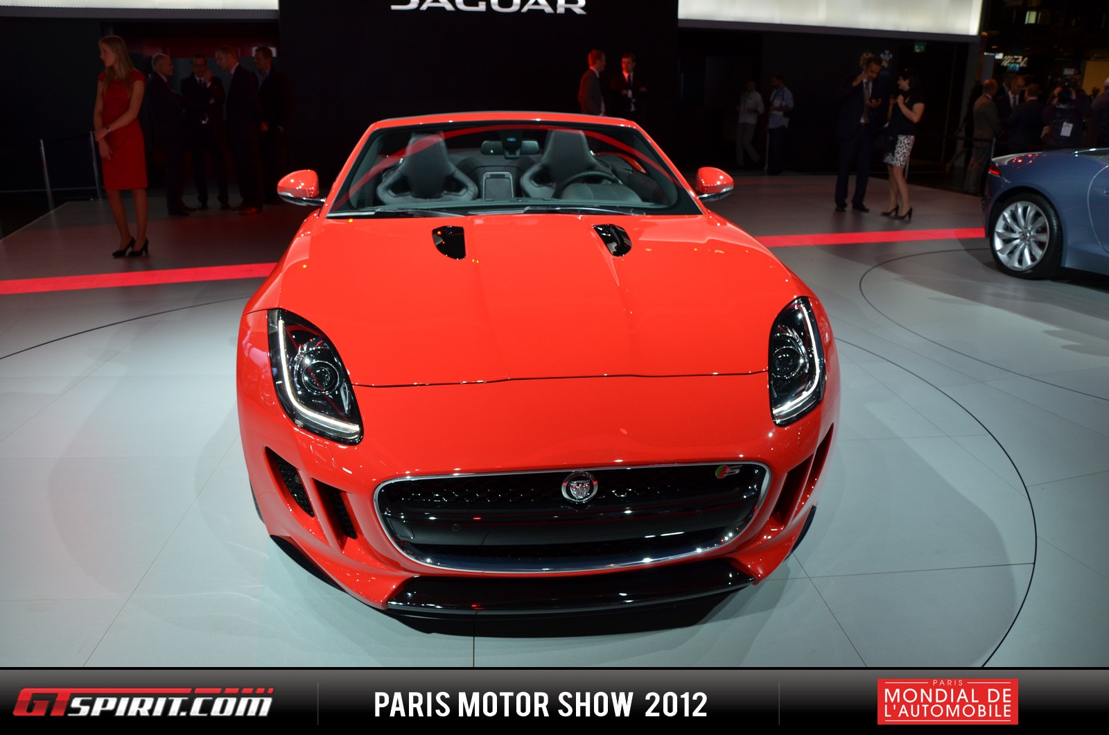 paris 2012 jaguar f type v8 s gtspirit. Black Bedroom Furniture Sets. Home Design Ideas