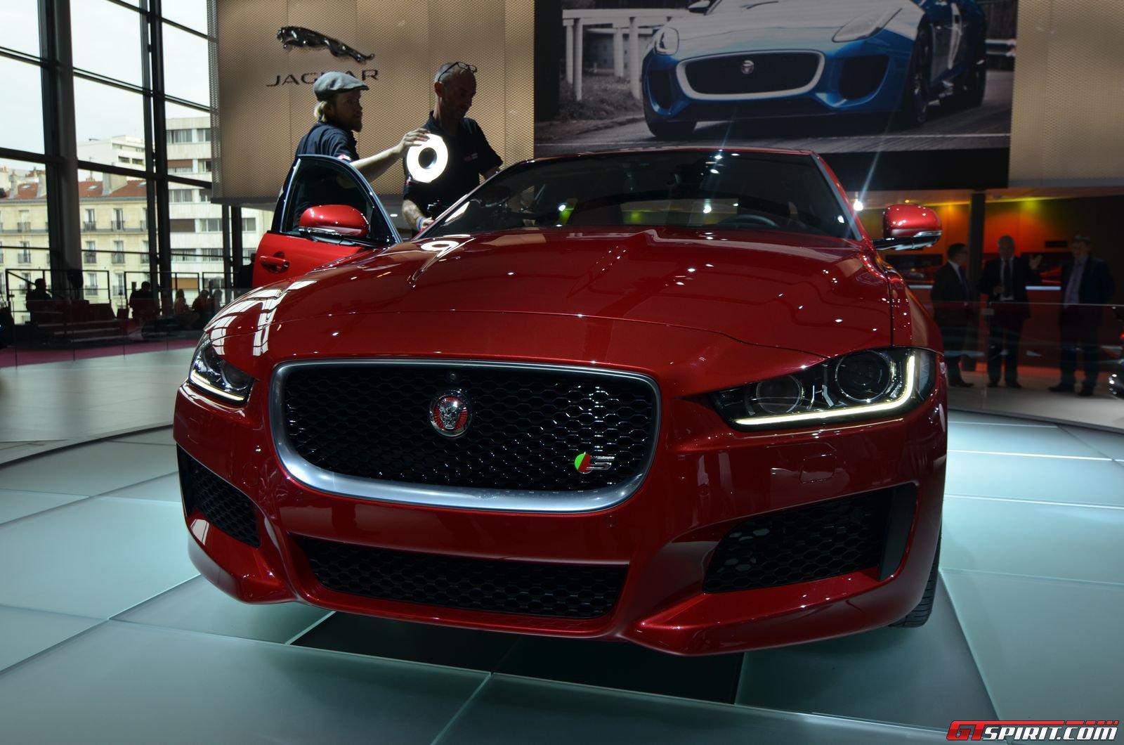 Paris 2014: 2015 Jaguar XE - GTspirit