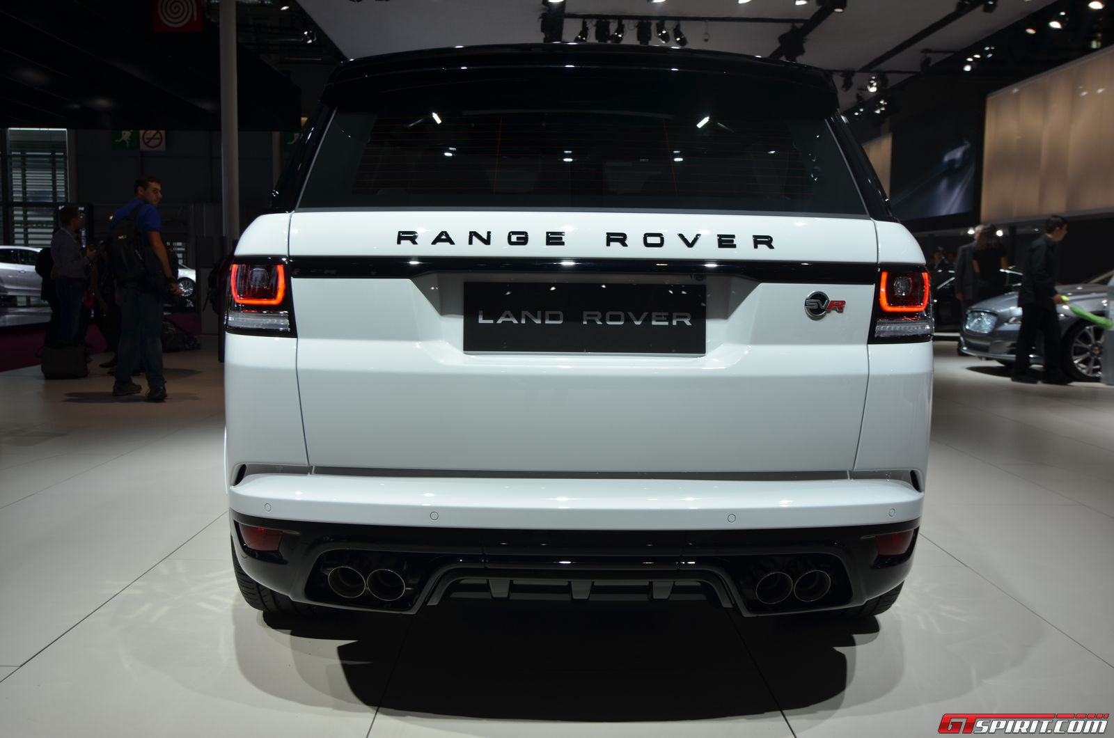 paris 2014 2015 range rover sport svr. Black Bedroom Furniture Sets. Home Design Ideas