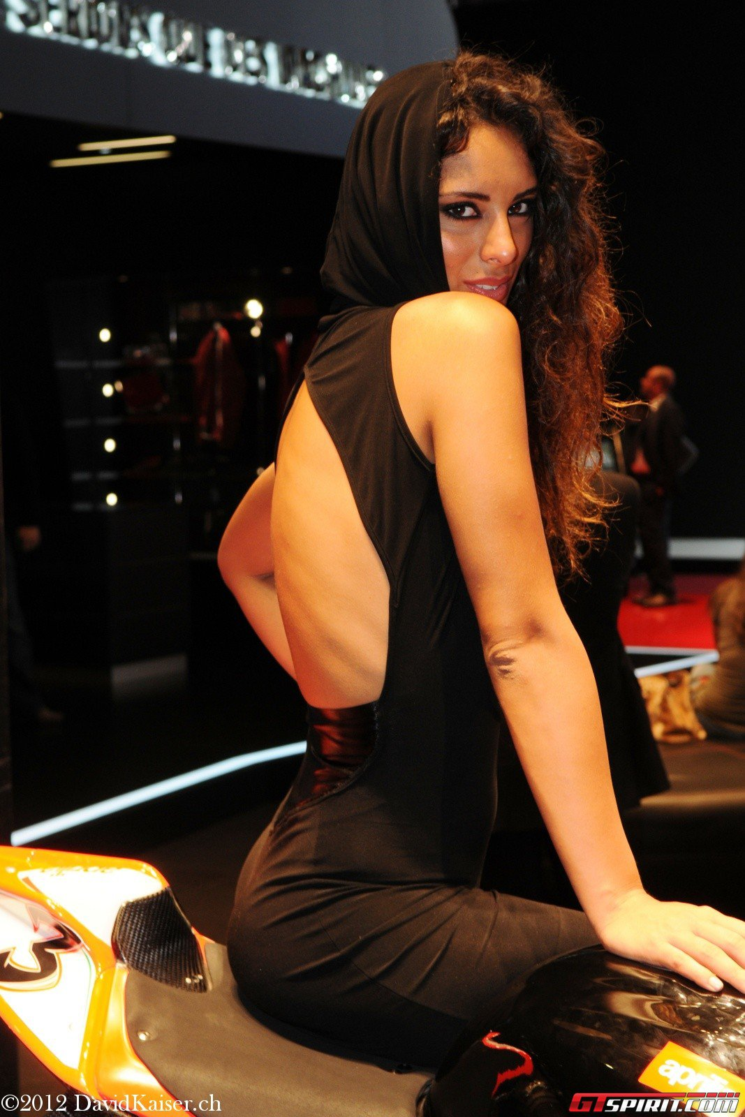 Paris Motor Show 2012 Girls by David Kaiser Photography - Part 1 Photo 21