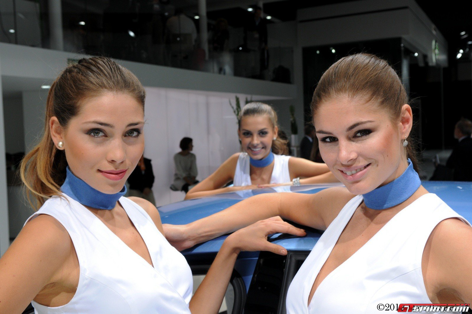 Paris Motor Show 2012 Girls by David Kaiser Photography - Part 2 Photo 17