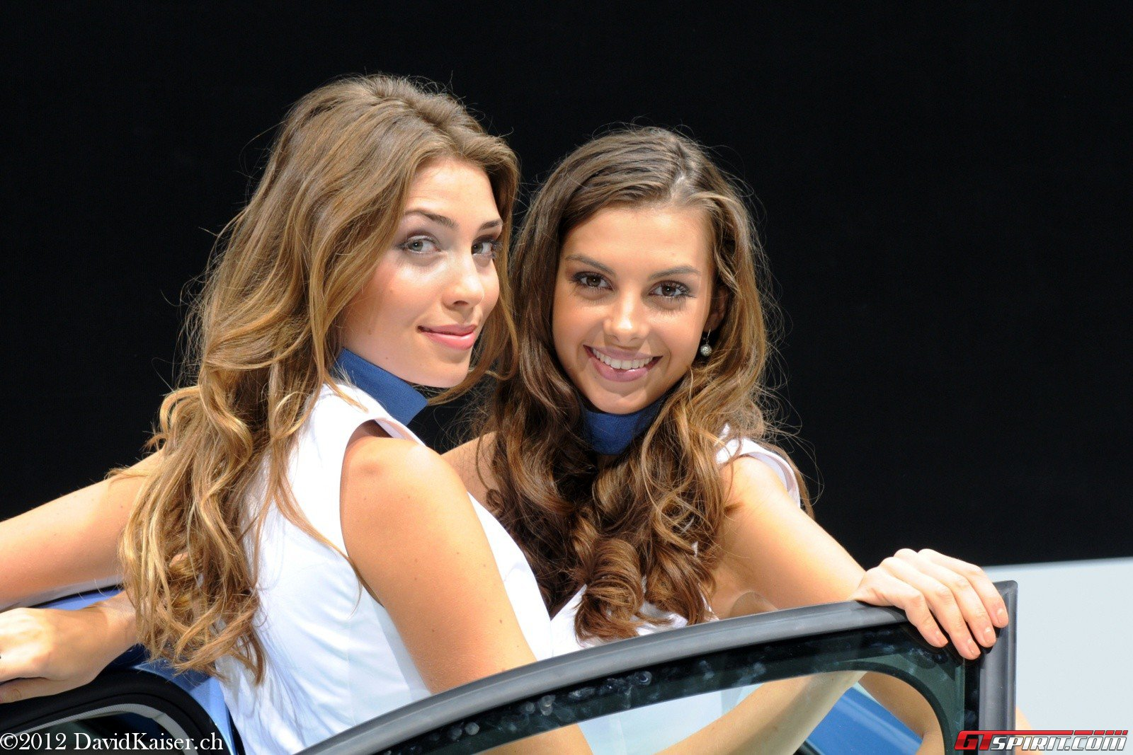 Paris Motor Show 2012 Girls by David Kaiser Photography - Part 2 Photo 18