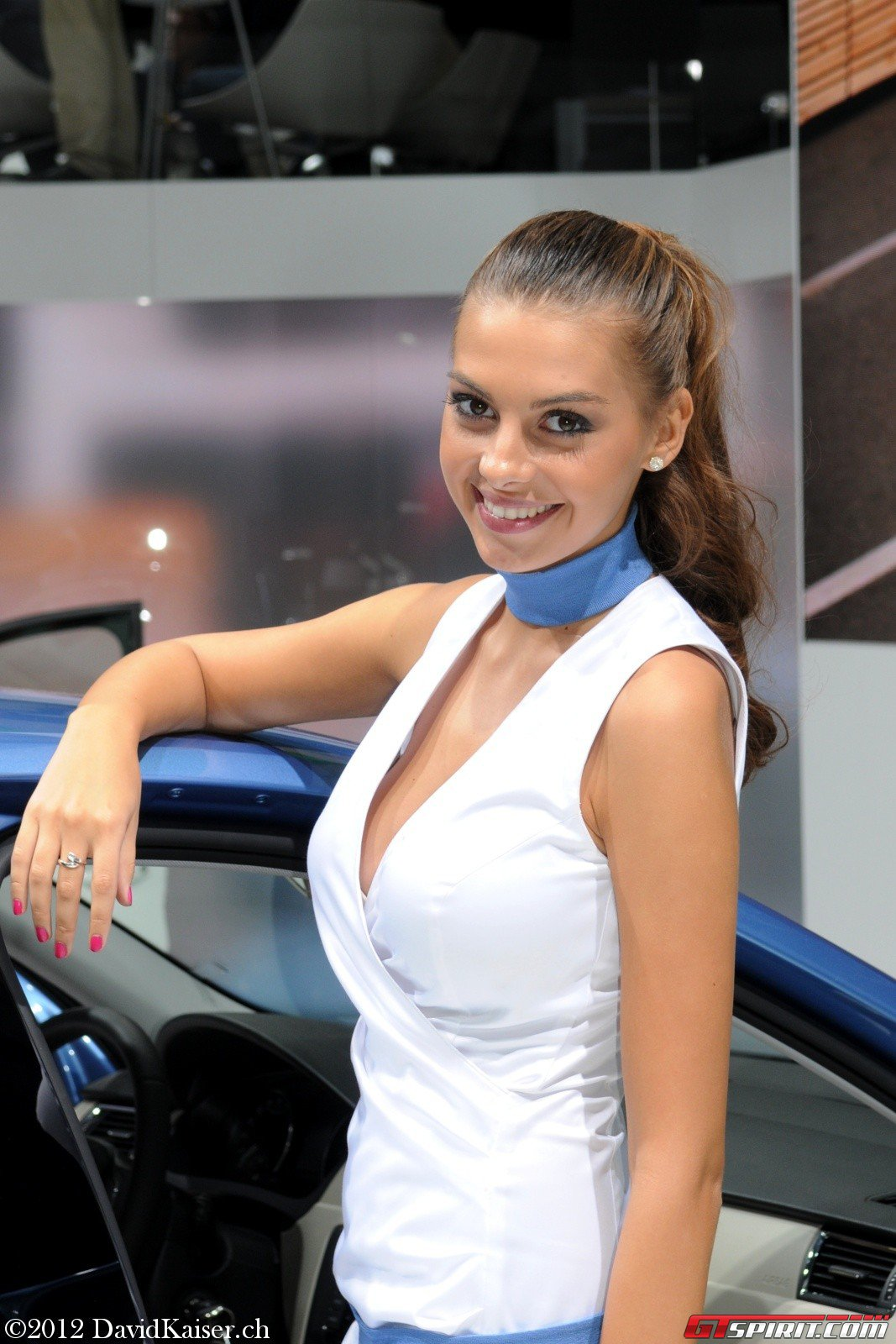 Paris Motor Show 2012 Girls by David Kaiser Photography - Part 2 Photo 22
