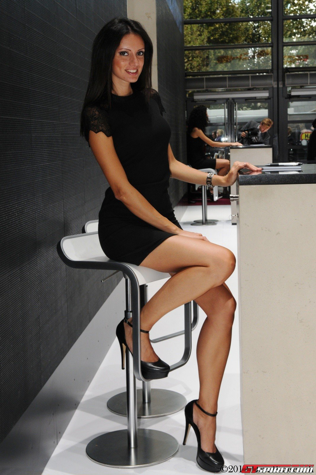 Paris Motor Show 2012 Girls by David Kaiser Photography - Part 2 Photo 36