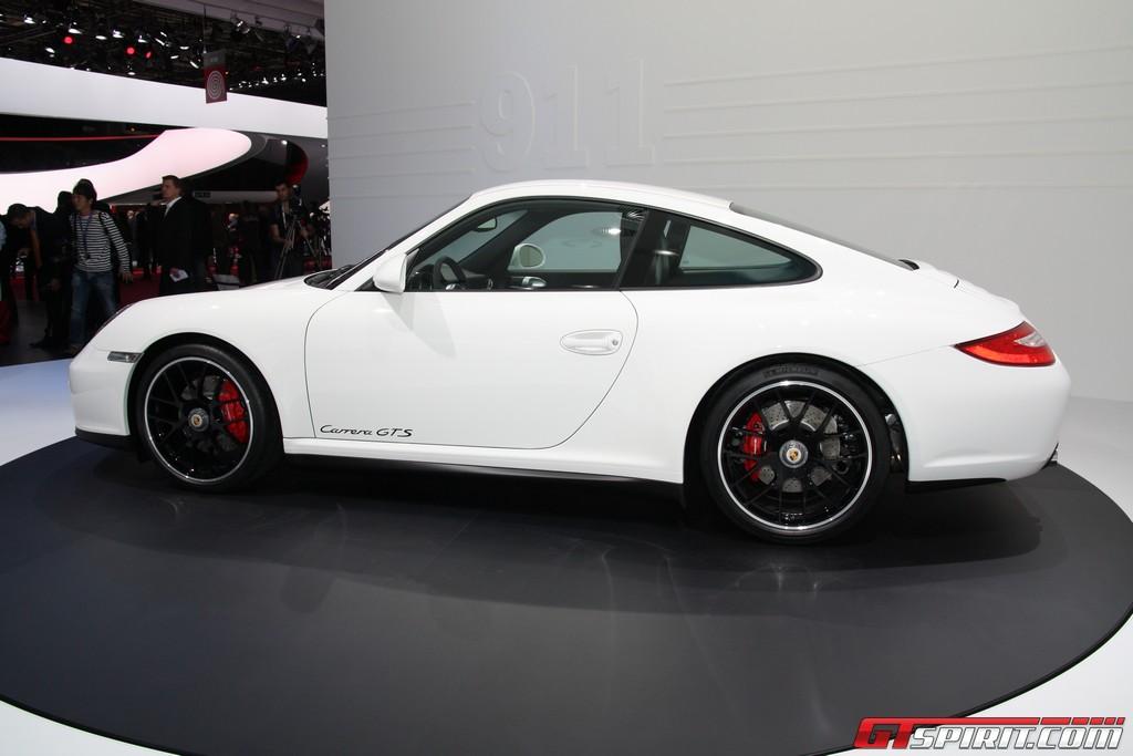 2010 Porsche 911 Carrera GTS photo - 2