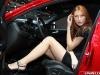 Paris Motor Show 2010 Girl #7 Alfa Romeo