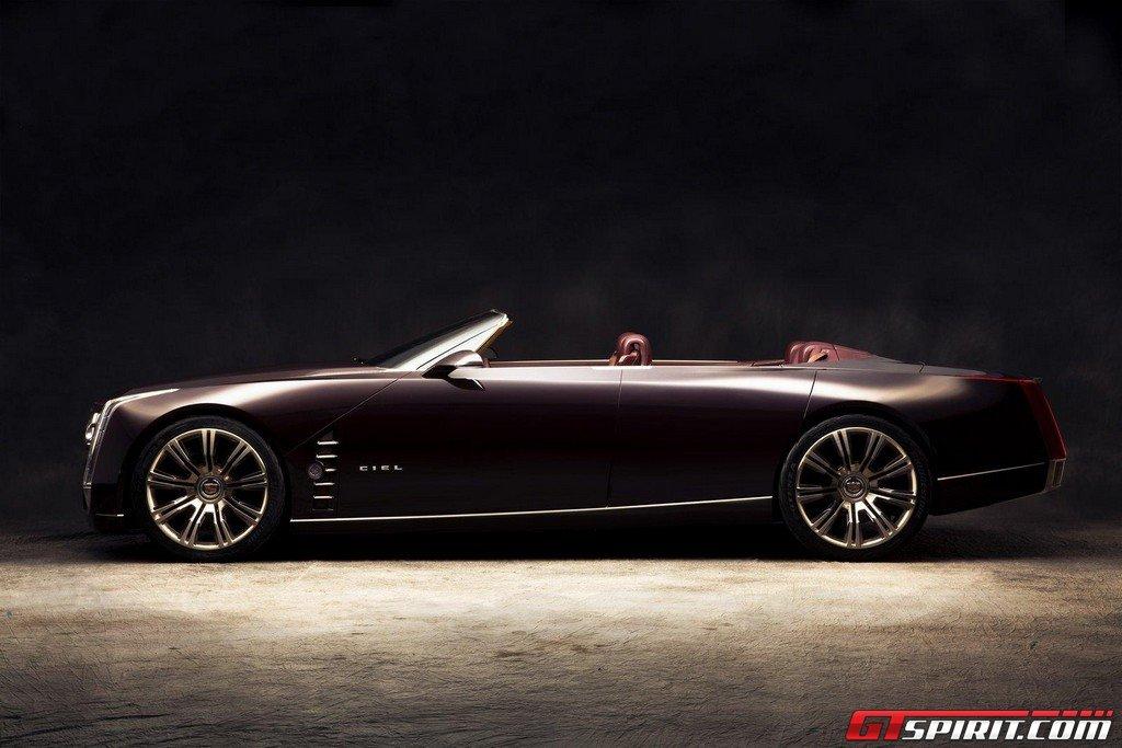 Pebble Beach 2011 Cadillac Ciel Concept Photo 1