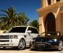 Range Rover Sport & Aston Martin V8 Vantage
