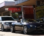 Aston Martin V8 Vantage & Range Rover Sport