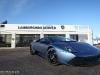 Matte Blue Lamborghini Murciélago LP640