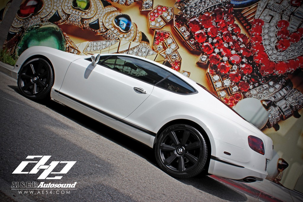 Photo Of The Day New Bentley Continental GT by Robert Cortez 001