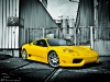 Photo Of The Day Yellow Ferrari 360 Challenge Stradale 001