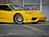 Photo Of The Day Yellow Ferrari 360 Challenge Stradale 003