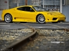 Photo Of The Day Yellow Ferrari 360 Challenge Stradale 004
