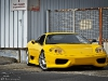 Photo Of The Day Yellow Ferrari 360 Challenge Stradale 007