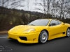 Photo Of The Day Yellow Ferrari 360 Challenge Stradale 028