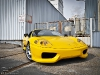 Photo Of The Day Yellow Ferrari 360 Challenge Stradale 030