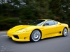 Photo Of The Day Yellow Ferrari 360 Challenge Stradale 033