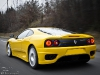 Photo Of The Day Yellow Ferrari 360 Challenge Stradale 034