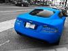 Photo Of The Day Matte Blue Aston Martin DB9