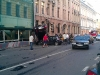 Pictures of the Moscow GT-R Crash