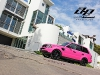 Pink Wrap Range Rover by Al and Eds 001