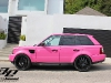 Pink Wrap Range Rover by Al and Eds 002