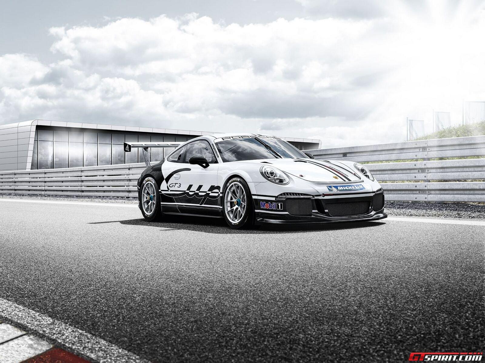 2013 Porsche 911 GT3 Cup - Part 2 Photo 2