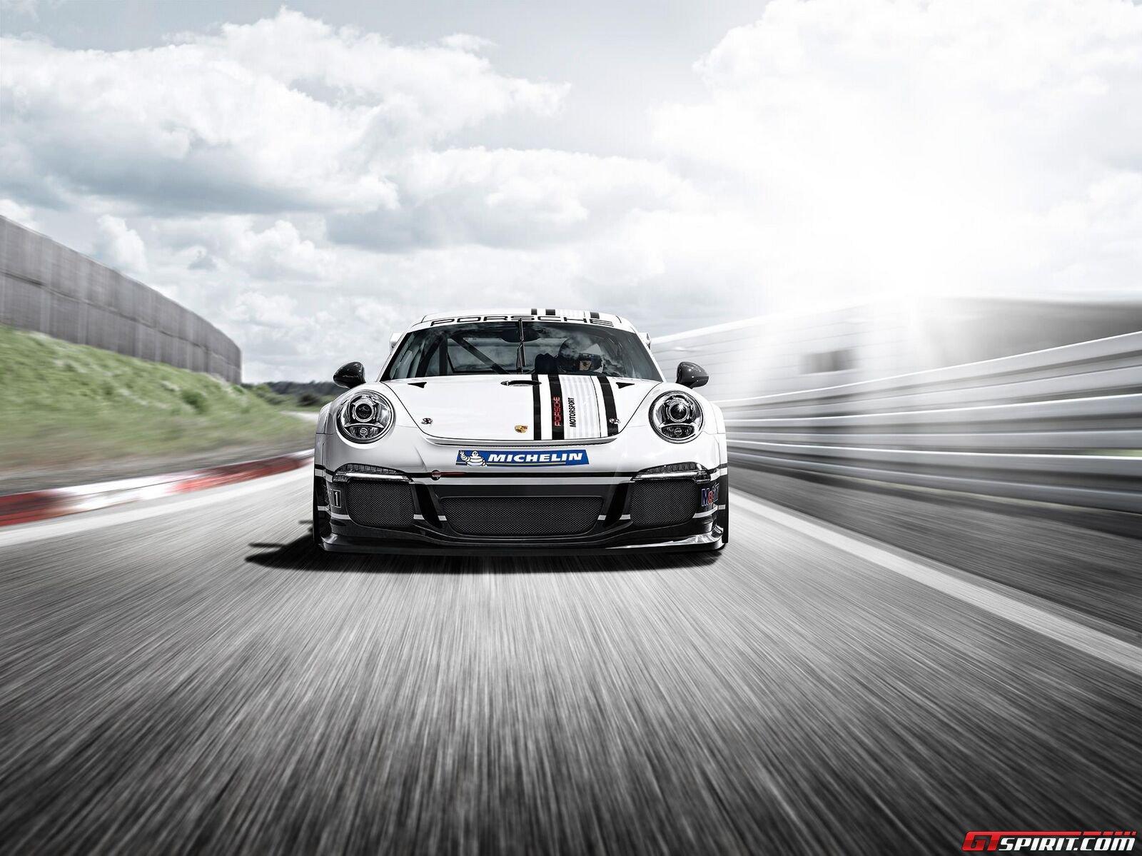 2013 Porsche 911 GT3 Cup - Part 2 Photo 6