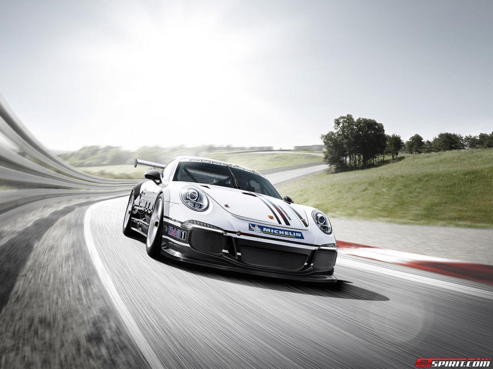 2013 Porsche 911 GT3 Cup - Part 2 Photo 8