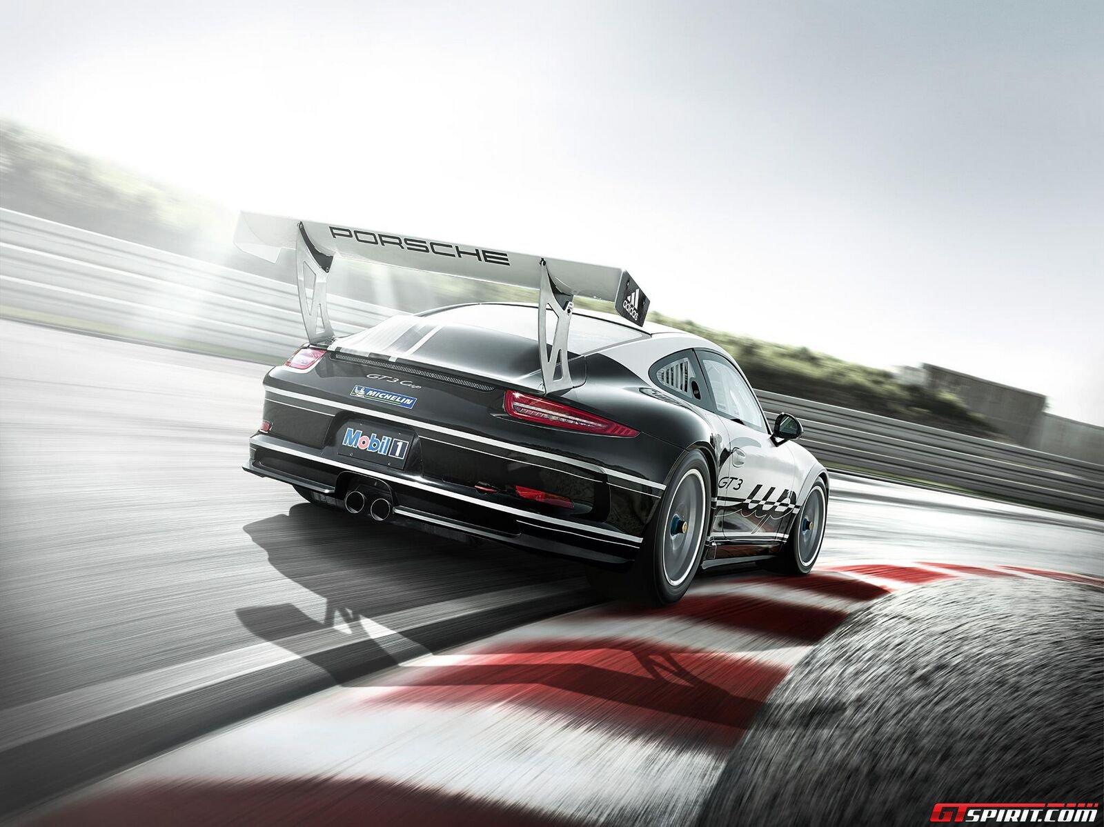 2013 Porsche 911 GT3 Cup - Part 2 Photo 9