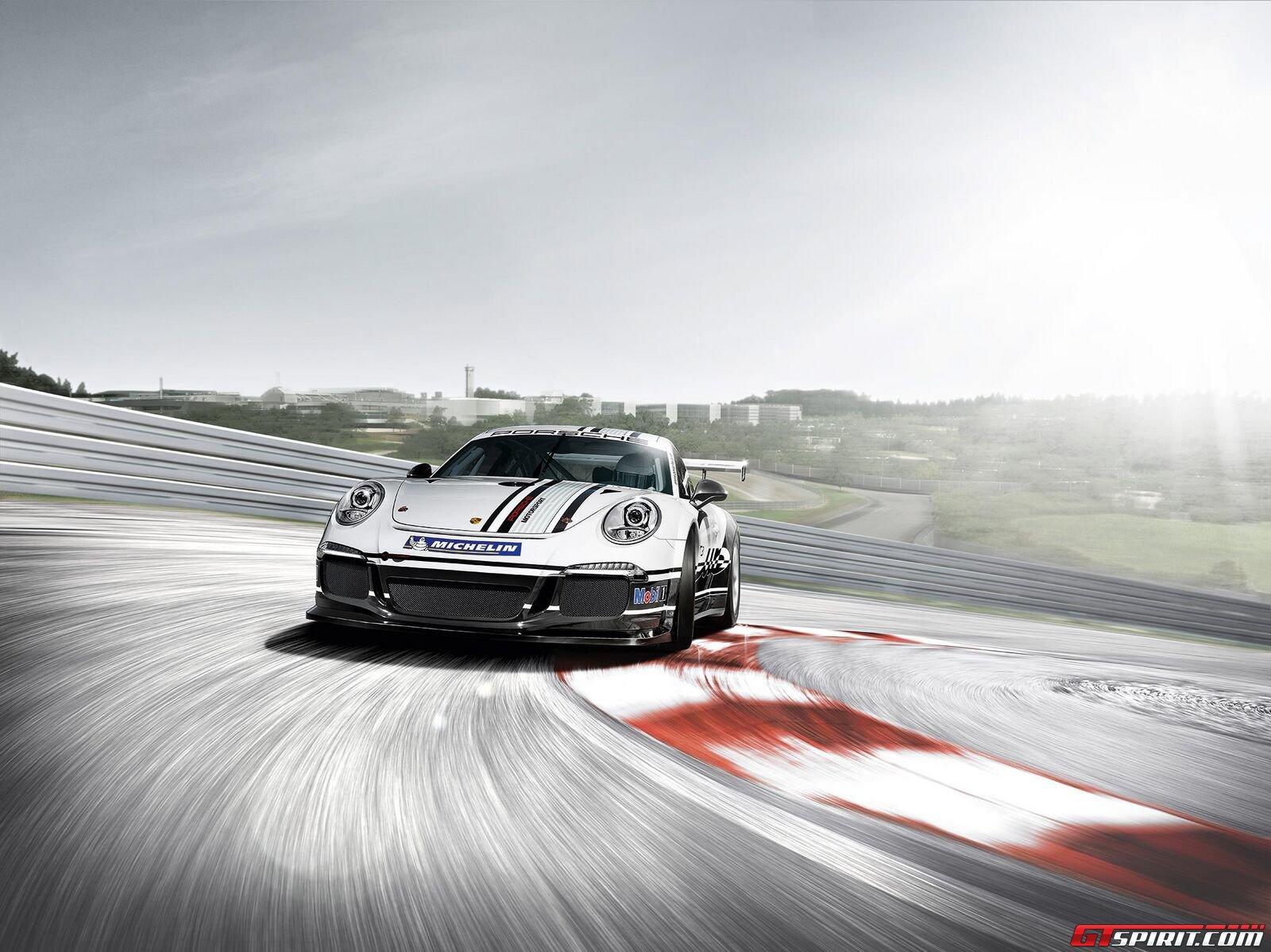 2013 Porsche 911 GT3 Cup - Part 2 Photo 7